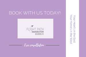 Book Your Appointment Today - Flight Path Immigration